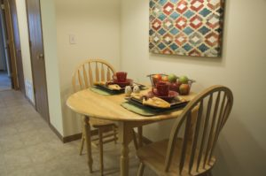 Luxurious amenities of retirement at Arbor Court